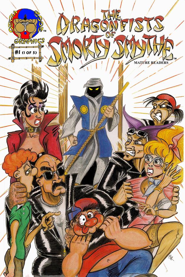 Smorty Smythe #1 (cover)